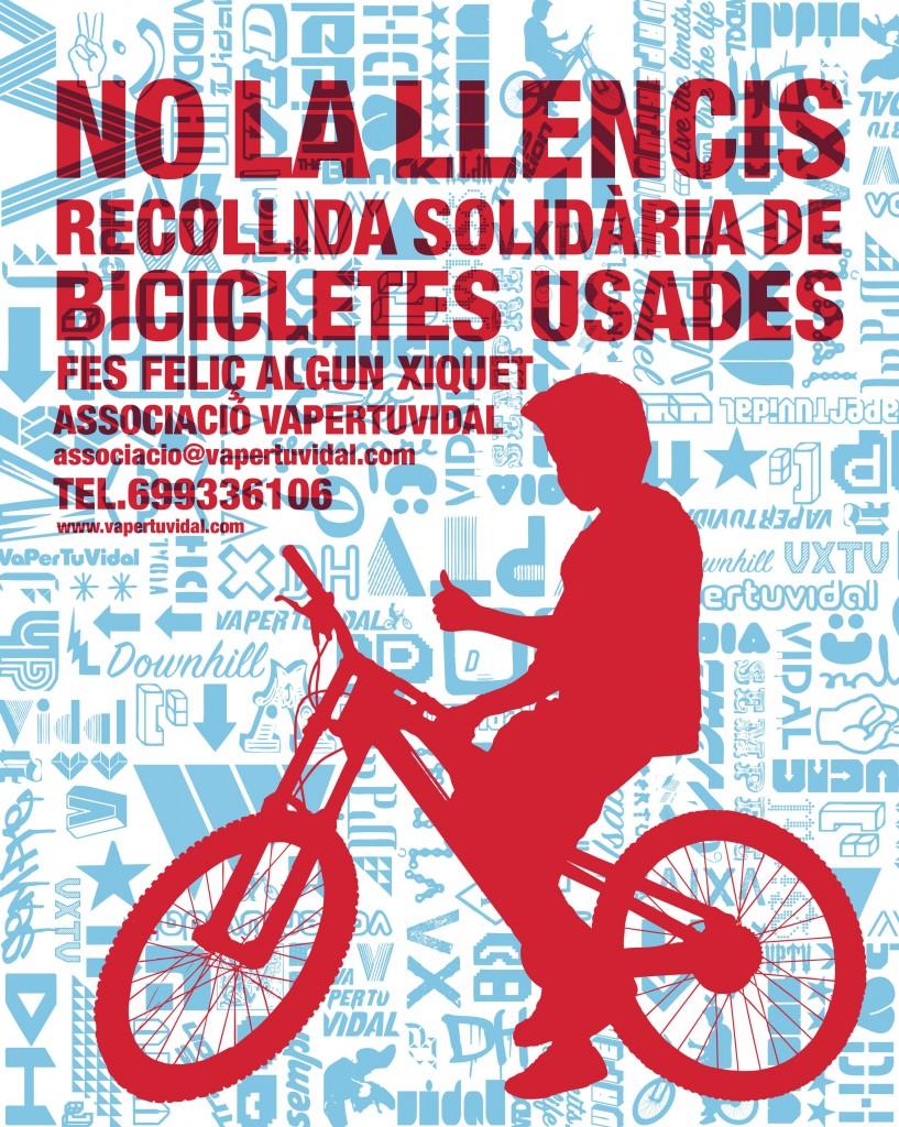 recollida de bicicletes